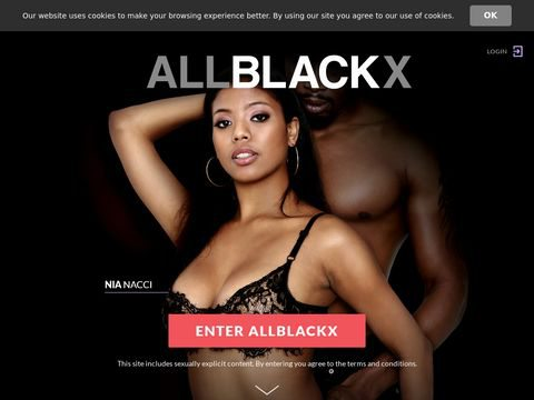 AllBlackX Thumbnail