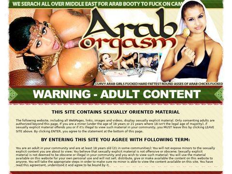 ArabOrgasm Thumbnail