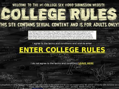 CollegeRules Thumbnail