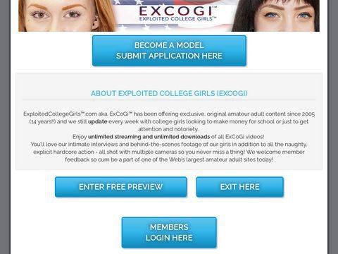 ExploitedCollegeGirls Thumbnail