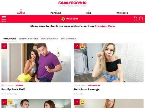 FamilyPornHD Thumbnail