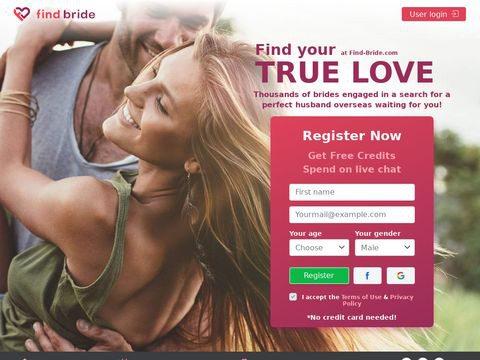 Find Bride Thumbnail