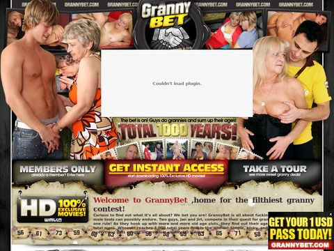 GrannyBet Thumbnail