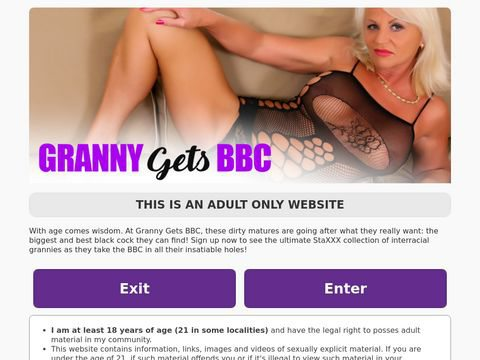 GrannyGetsBBC Thumbnail