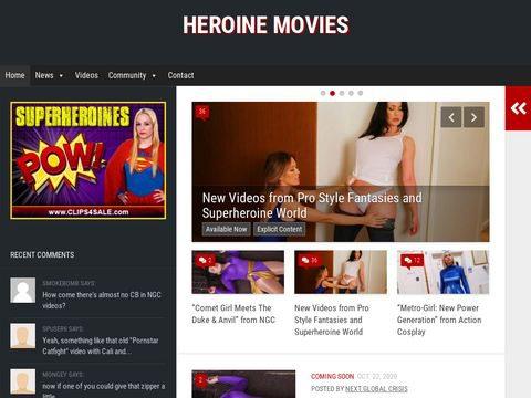 Heroinemovies Thumbnail