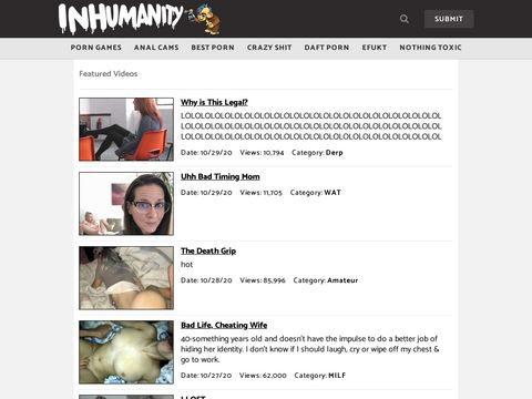 Inhumanity Thumbnail