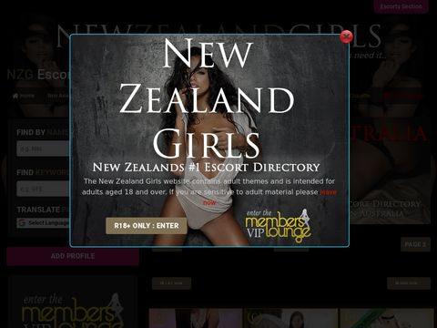 New Zealand Girls Thumbnail