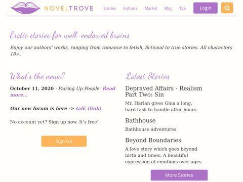NovelTrove Thumbnail