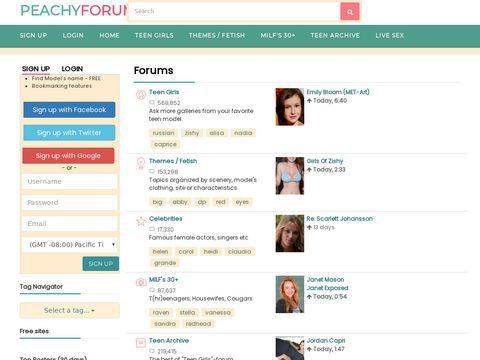 Peachy Forum Thumbnail