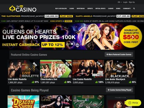 PlayHub Casino Thumbnail