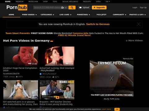 PornHub Thumbnail