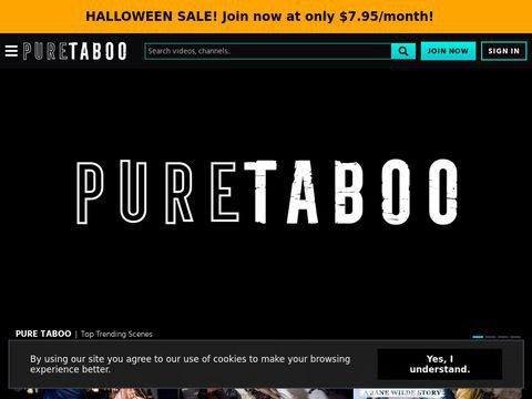PureTaboo Thumbnail