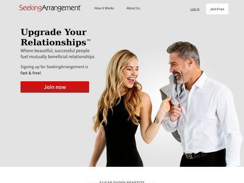 Seeking Arrangement Thumbnail