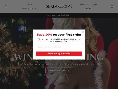 SexDoll.com Thumbnail