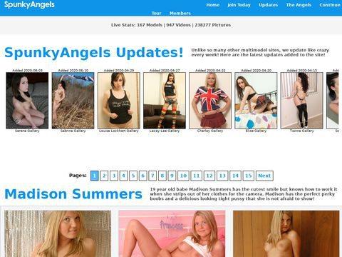 SpunkyAngels Thumbnail