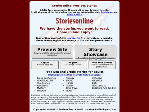 StoriesOnline Thumbnail