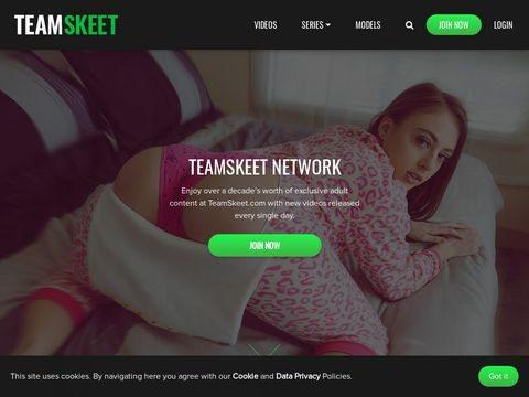 TeamSkeet Thumbnail