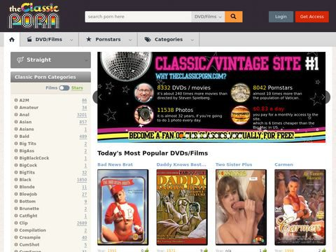 The Classic Porn Thumbnail