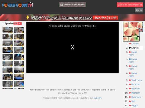 Voyeur House TV Thumbnail