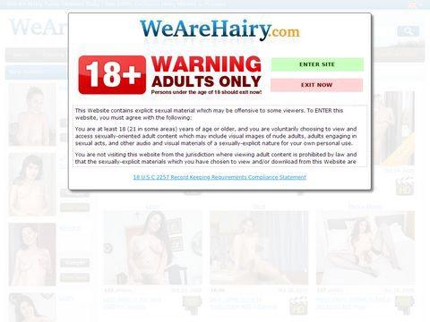 WeAreHairy Thumbnail