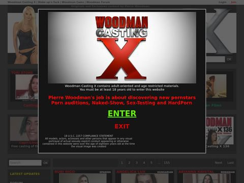 WoodmanCastingX Thumbnail